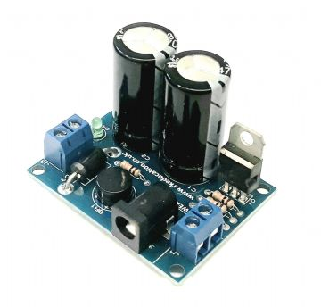 RKcdu1 Capacitor Discharge Unit - CDU - 2x 4700uF - Self Build Kit